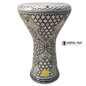 The 17'' Gaia Gawharet El Fan Darbuka Doumbek