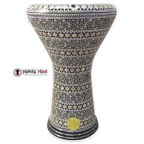 The 17'' Mystical Ring Gawharet El Fan Darbuka Doumbek
