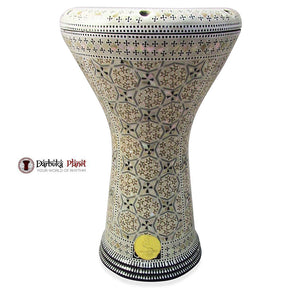 The 17'' Triangulum Galaxy Gawharet El Fan Darbuka Doumbek