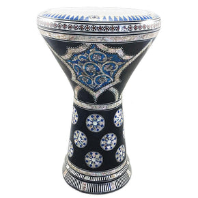 "The Night Blossom NG 2.0 Sombaty Gawharet El Fan 18.5"" Darbuka"