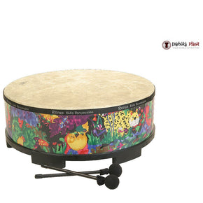 "22"" X 8"" Remo Kids Percussion Rain Forest Gathering Drum"