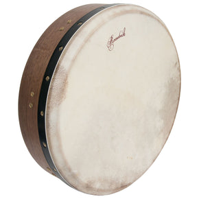 Roosebeck Tunable Walnut Bodhran Cross-Bar 14-by-3.5-Inch