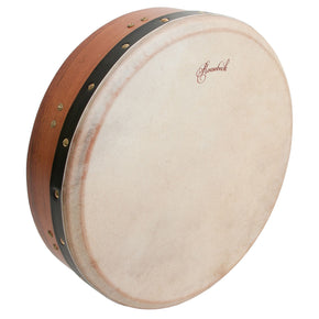 Roosebeck Tunable Red Cedar Bodhran Cross-Bar 14-by-3.5-Inch