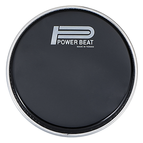 The Black Power Beat 8.75'' Skin for NG / Classic Darbuka Doumbek