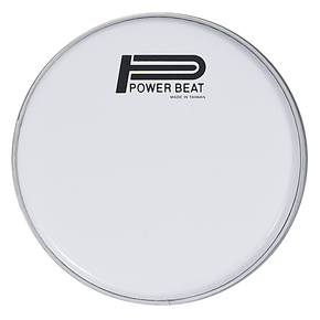 "8.75"" Pure White Power Beat Drum Drum Head Dupont Mylar 0.250mm Collar /0.5''- For Darbuka/Doumbek"