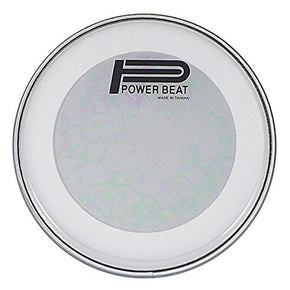 "8.75"" Clear Power Beat Drum Drum Head Double Oily Collar /0.5''- For Darbuka/Doumbek"
