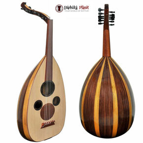 "Professional Arabic Oud ""The Arabian Nights"" Cat#AU2-CI with Soft carry case"