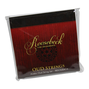 Roosebeck Arabic Oud String Set - 14 Strings