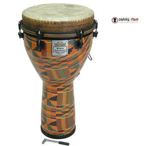 "12"" X 24"" Kinte Kloth Remo Key-Tuned Djembe"
