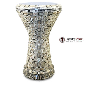 "The Egyptian Wings NG 2.0 Sombaty Gawharet El Fan 18.5"" Darbuka (Default)"