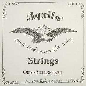 New ! Aquila Oud Strings Arabic  Tuning 11 Strings - Supernylgut Model 740 (IRAQI - TUNE)