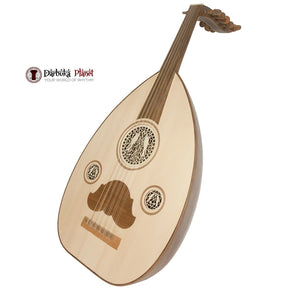 Mid-East Arabic Oud w/ Gig Bag - Walnut