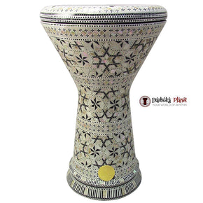 "The Invidia NG 2.0 Sombaty Gawharet El Fan 18.5"" Darbuka"