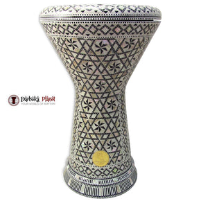 "The Honos NG 2.0 Sombaty Gawharet El Fan 18.5"" Darbuka"