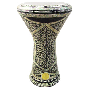 "The 17.5'' ""Dagi"" New Generation 2.0 Gawharet El Fan Darbuka Doumbek"