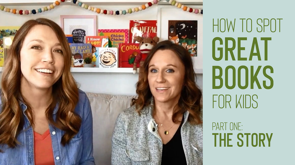 How to Spot Great Books for Kids | The Story