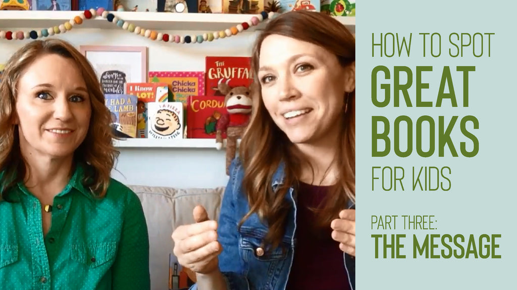 How to Spot a Great Book for Kids | The Message