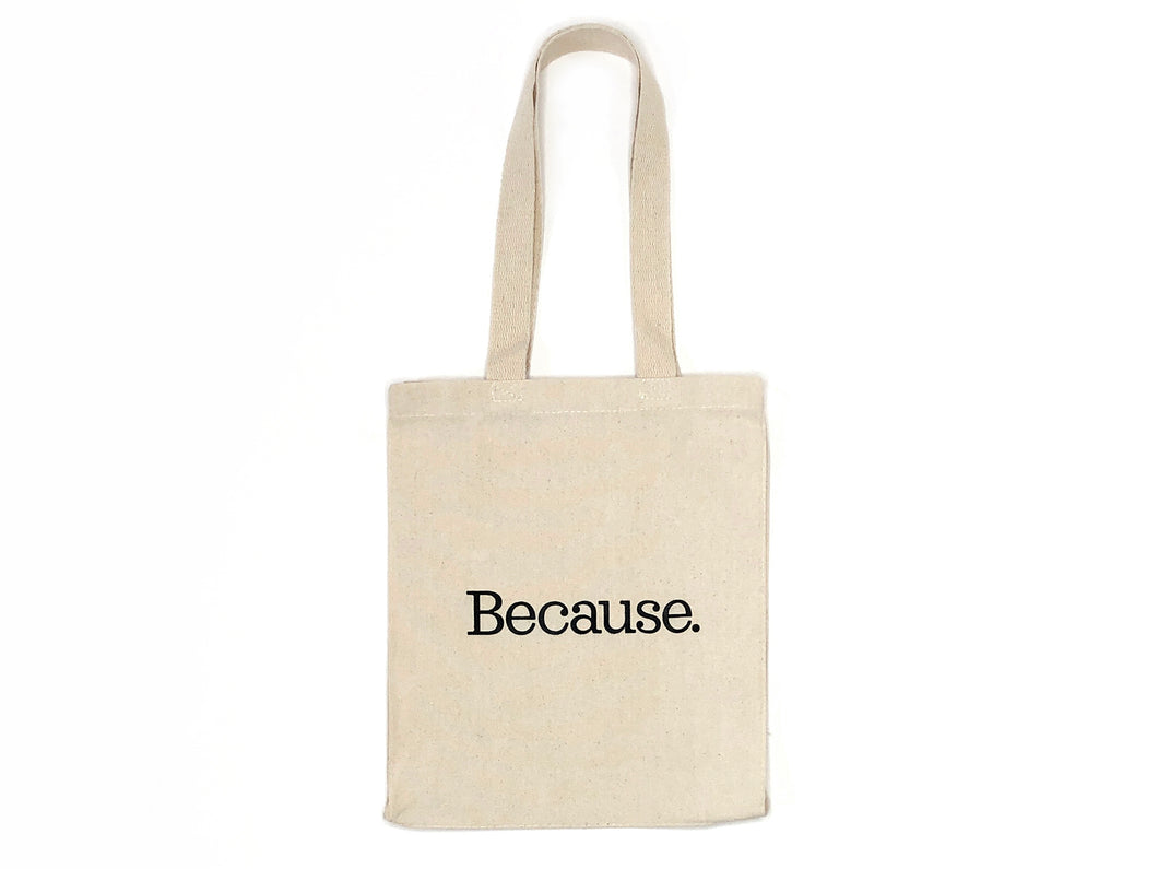 Because Tote