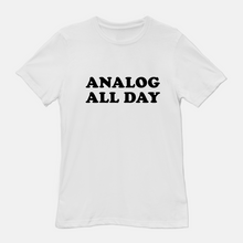 Analog All Day Tee