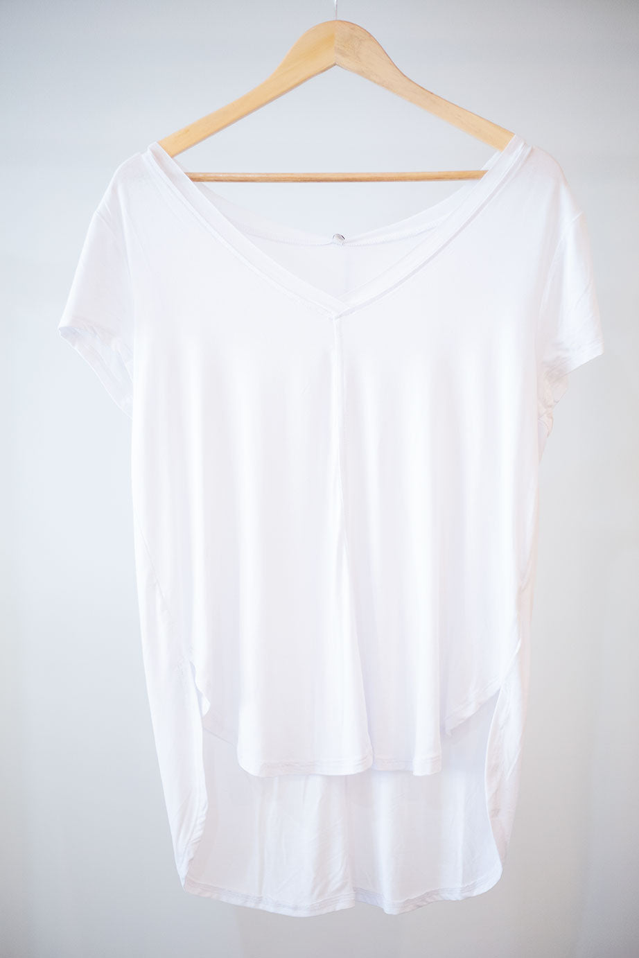 Z Supply Maya V-Neck Tee