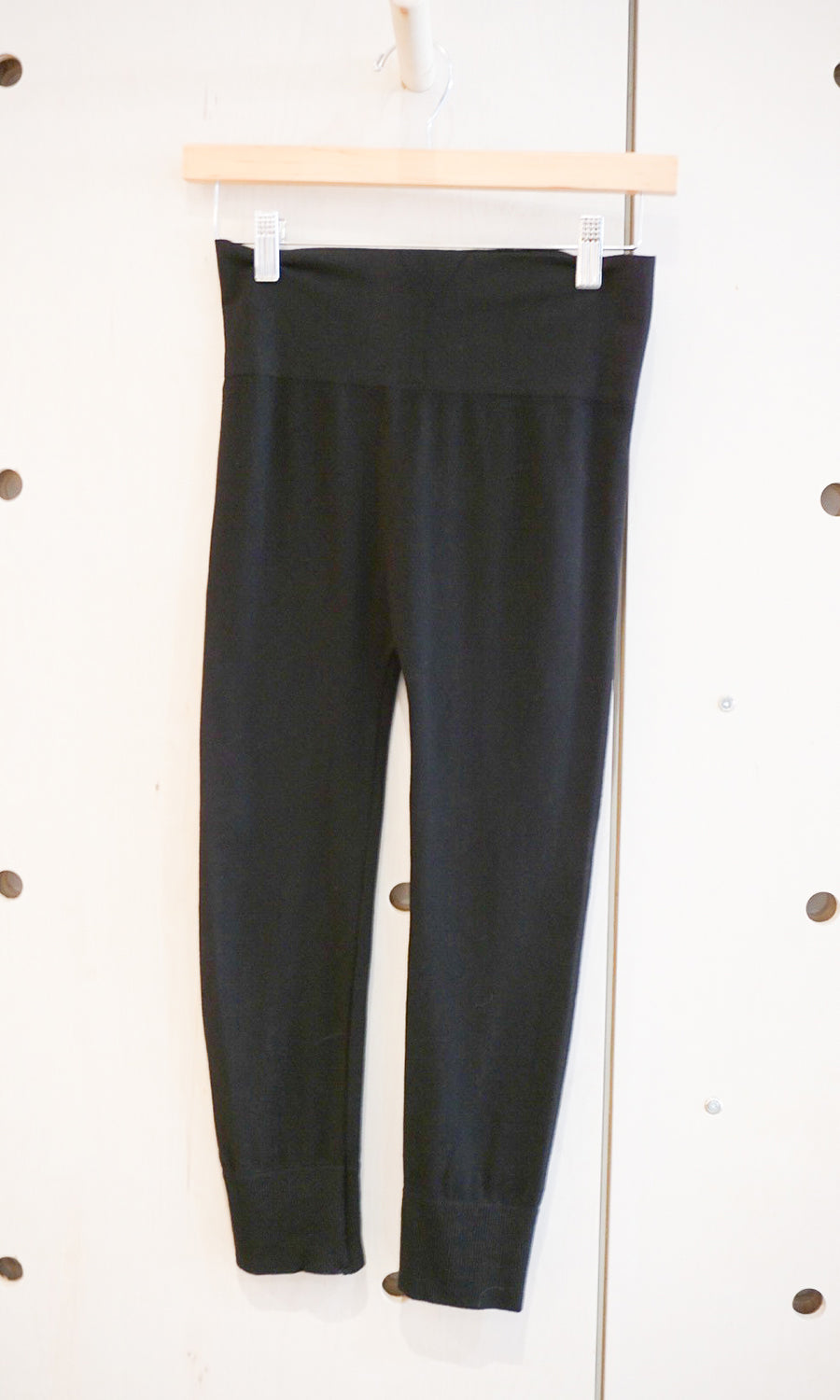 3/4 Bamboo High Waisted Leggings