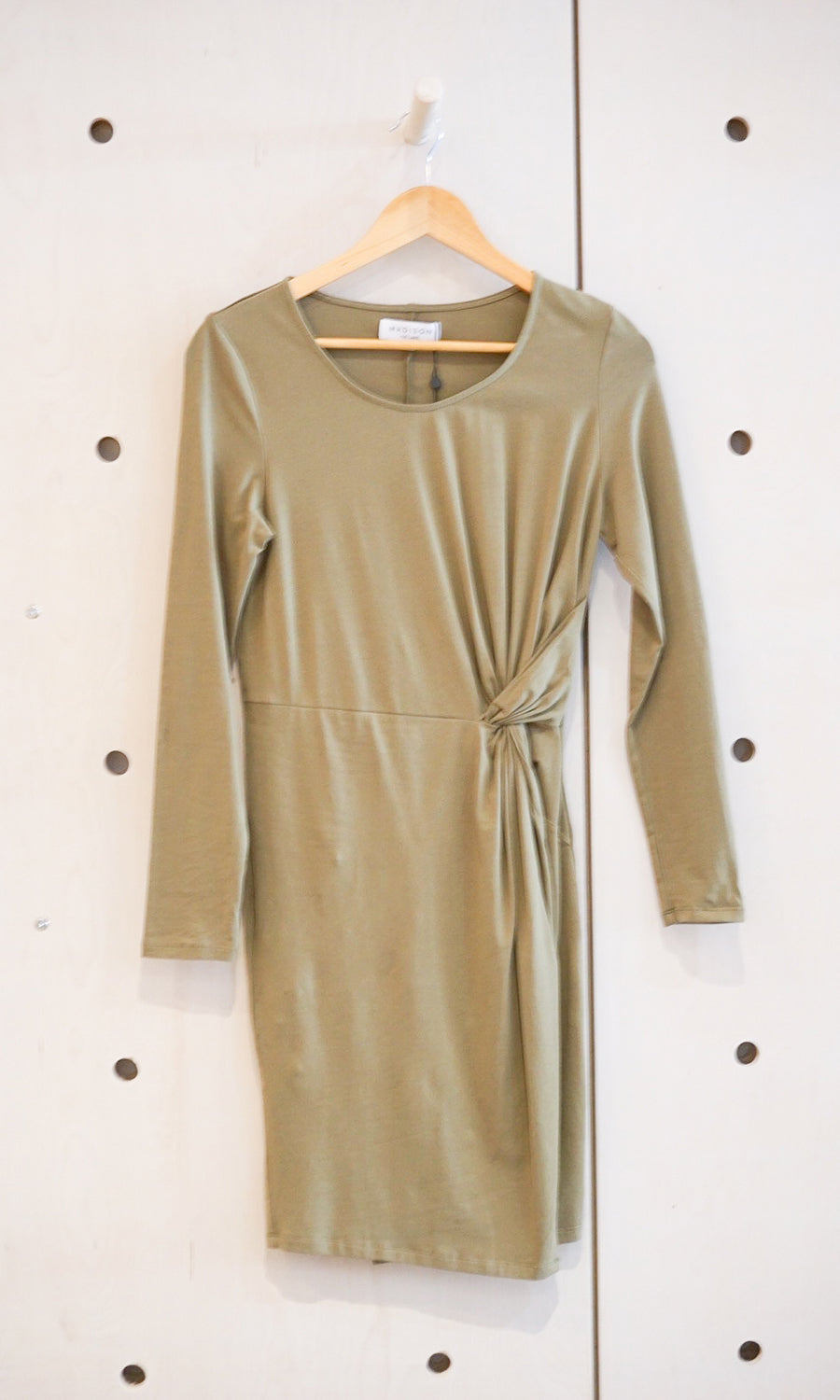 Albany Knot Dress