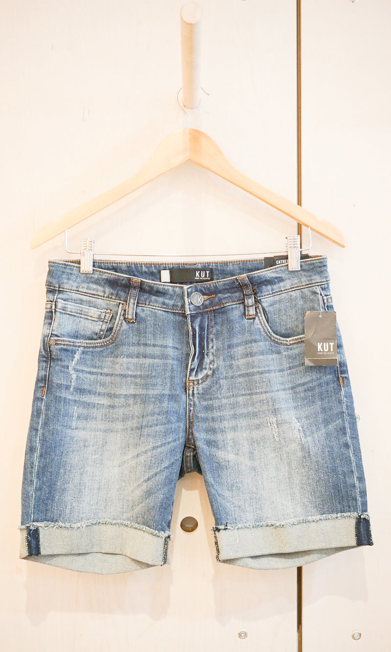 Catherine Boyfriend Shorts