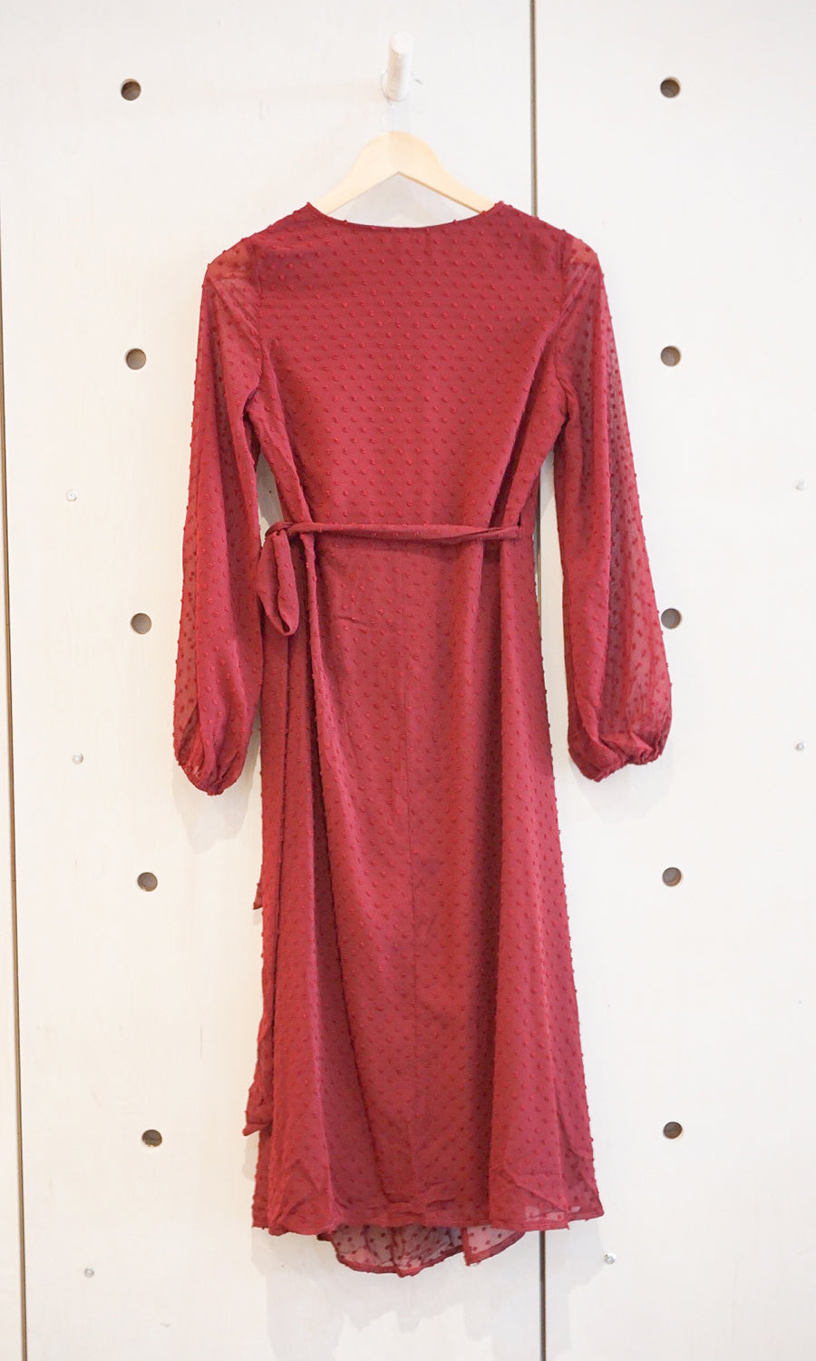 Cove Wrap Dress