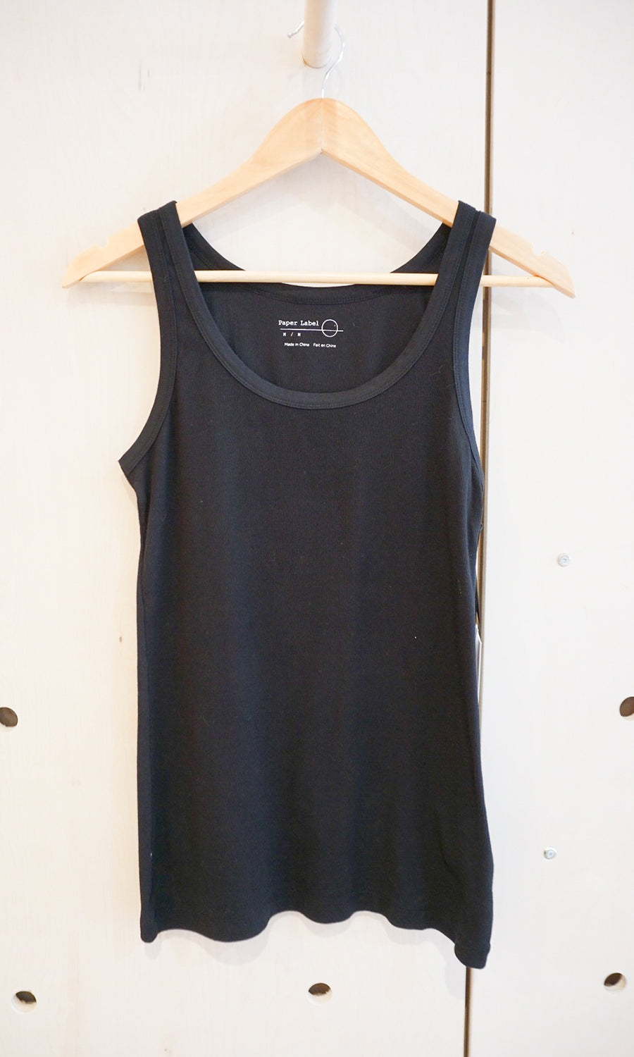 Paper Label Mara Tank Top