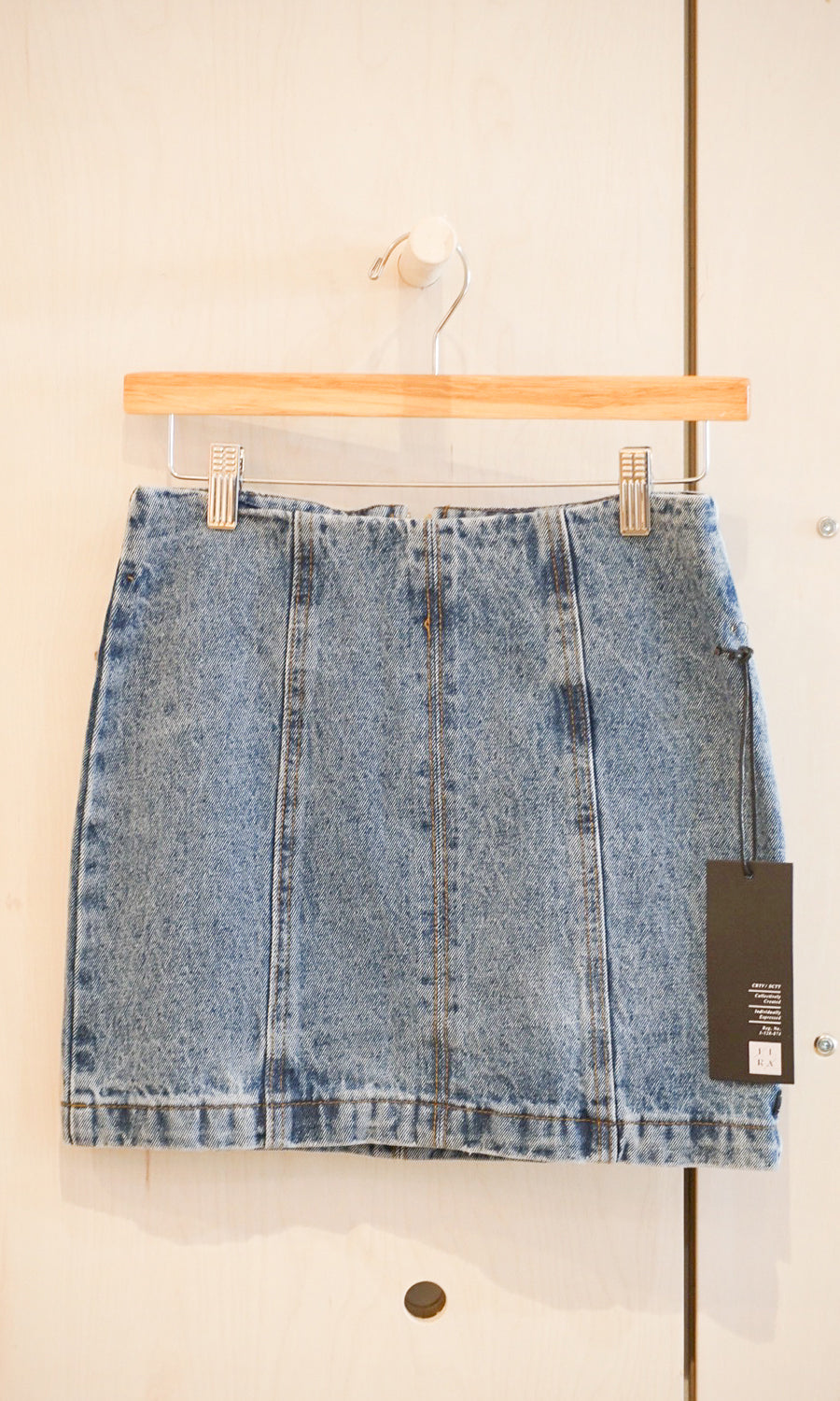 Oliver Denim Skirt