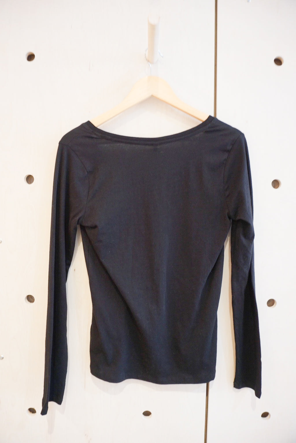 Perfect Long Sleeve V-Neck Tee