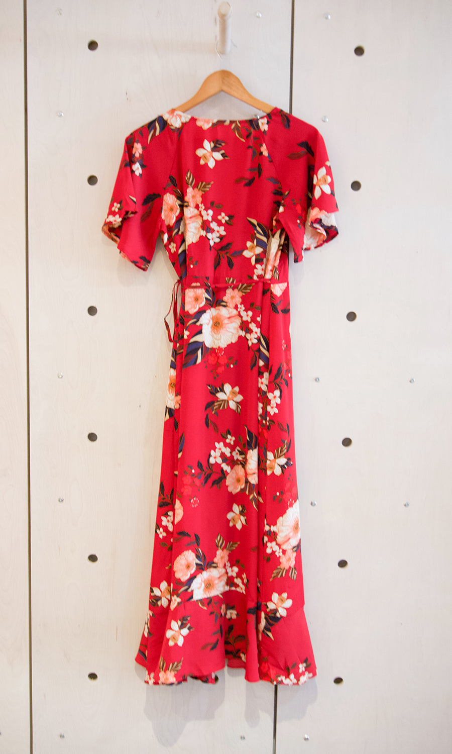 Sadie & Sage Circa Wrap Dress