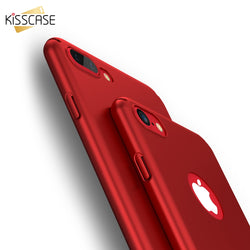 Ultra Thin Hard PC Red Cases