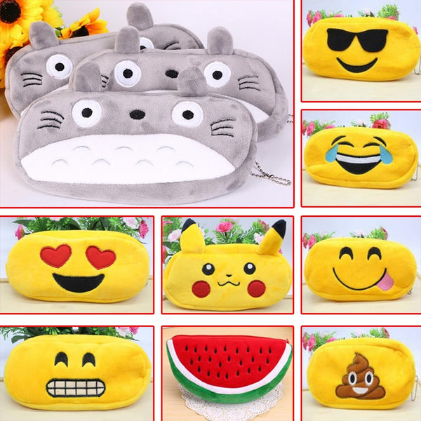 Kawaii Cartoon Pencil case