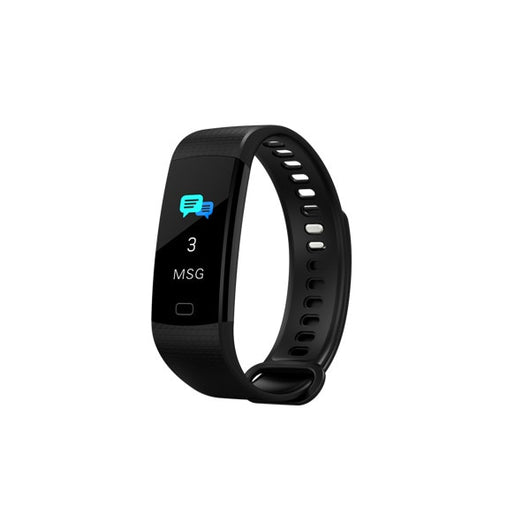 Smart Wristband with Blood Pressure Heart Rate Monitor