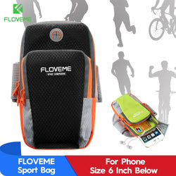 Sport Armband Hand Bag Case For iPhone