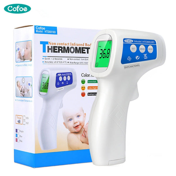 Infrared Forehead Digital Thermometer