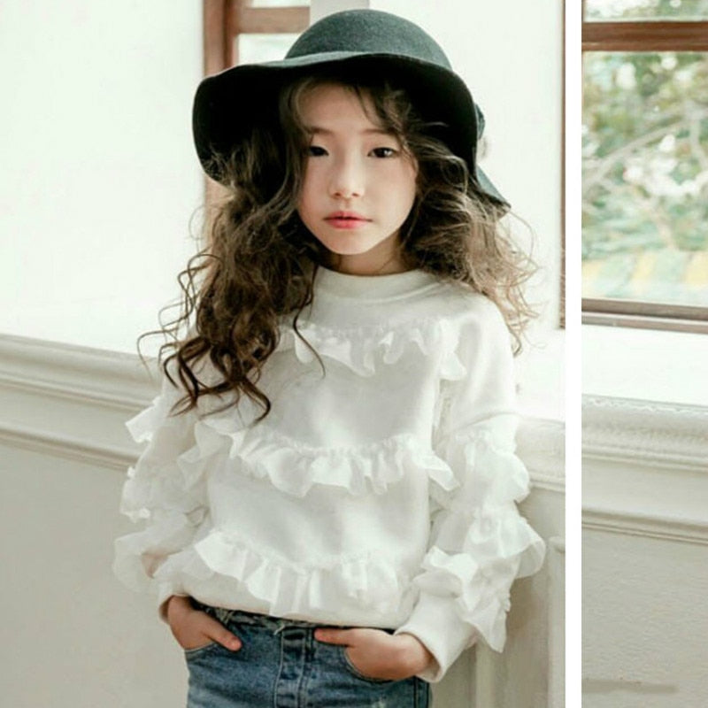Frilly Lady Shirt