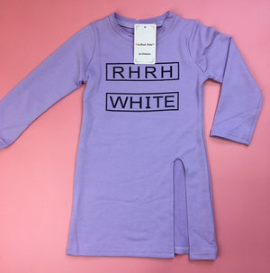 Alphabet Girl Tunic Shirt