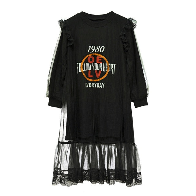 Love Wins Tutu Dress