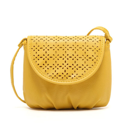 Fashion Leather Summer Shoulder Bag - 247onlineSale.com