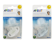 ]Avent Orthodontic Pacifier