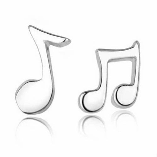 Cute Lovely Musical Note Earrings - 247onlineSale.com