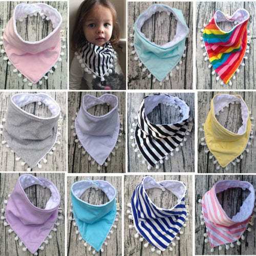 Double Layer Burp Cloths - 247onlineSale.com