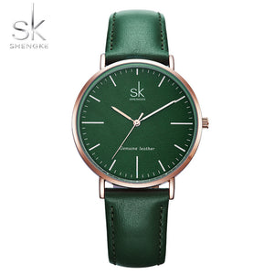 Genuine Leather Women Watches - 247onlineSale.com