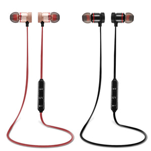 Wireless Sports Earphones In-Ear With Microphone for Mobile Phones - 247onlineSale.com