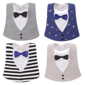 Waterproof Cotton Baby bibs - 247onlineSale.com