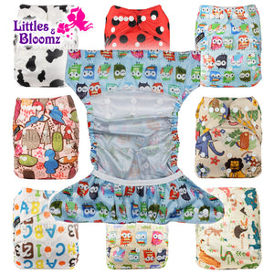 Baby Reusable NAPPY Cover - 247onlineSale.com