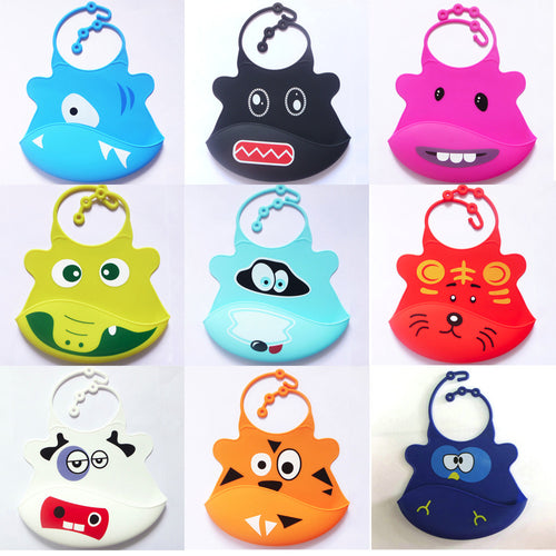 Soft Waterproof Bibs