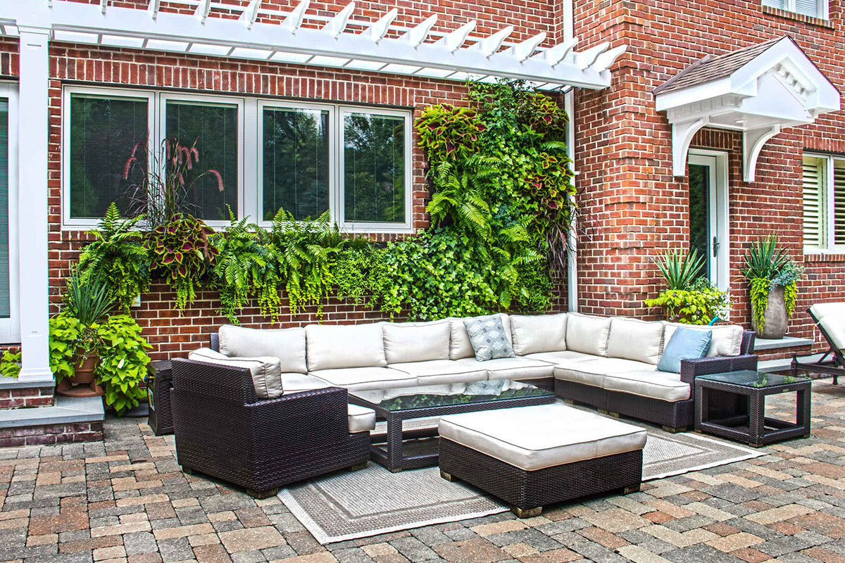 Brooklyn Backyard Landscaping